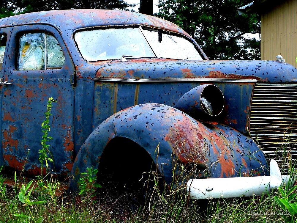 The Blue Beast by wiscbackroadz