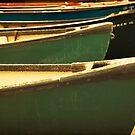 Canoes by Debra Fedchin