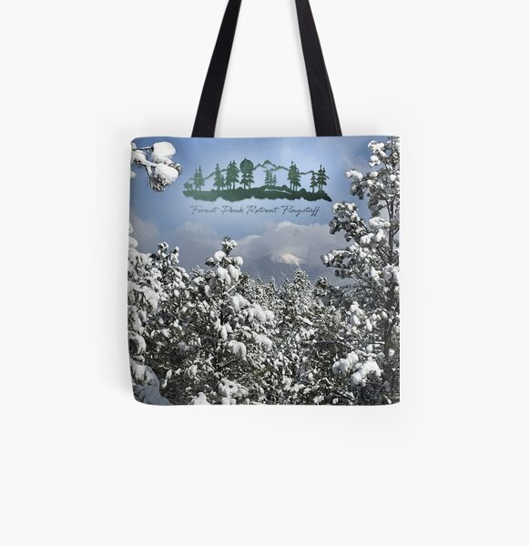Forest Peak Retreat, Flagstaff - Totes and Bags - From ccnow.info All Over Print Tote Bag