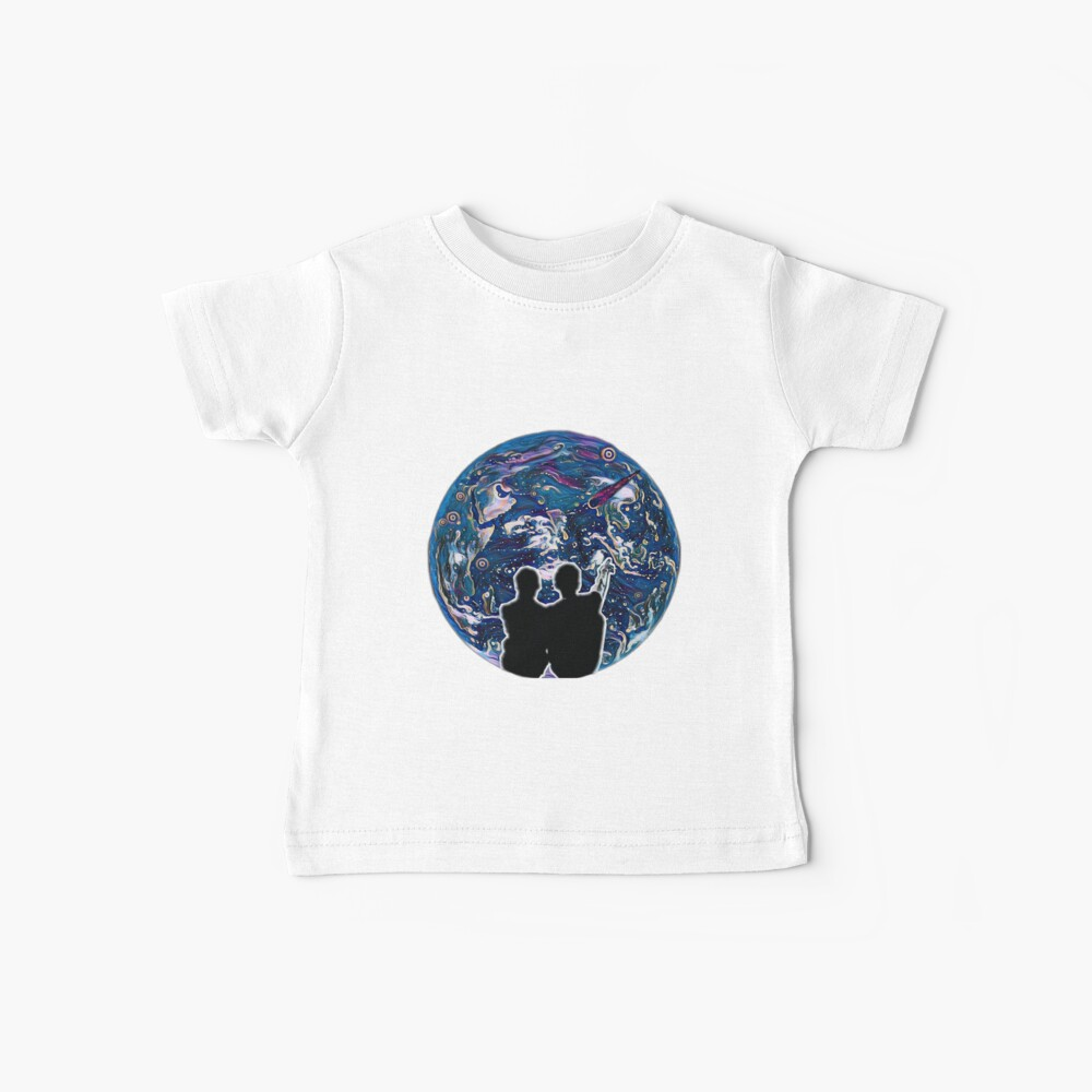 Space Togheter Baby T-Shirt