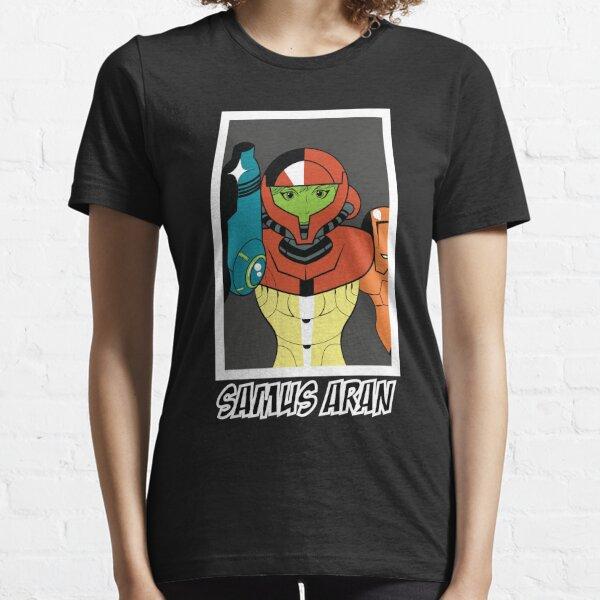 Samus Aran Metroid Essential T-Shirt