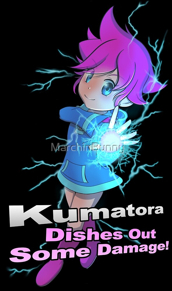 Kumatora - Dishes Out Some Damage by MarchinBunny