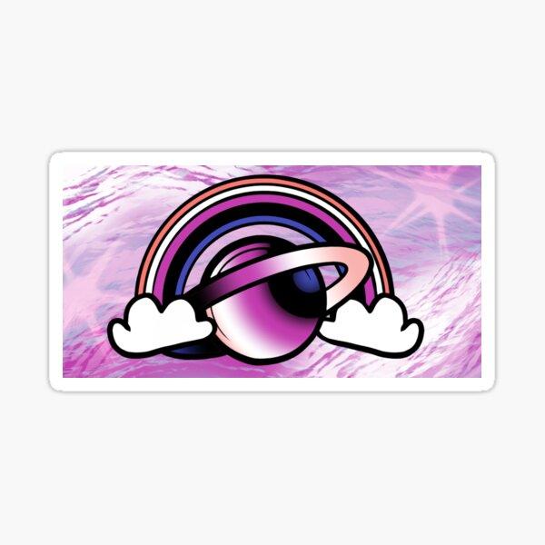 Space Queers: Gender Fluid Sticker