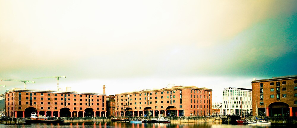 Albert Dock - Liverpool. by elspiko