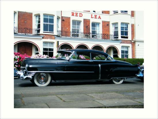 Black Cadillac by TREVOR34