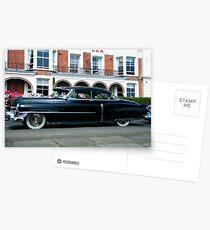 Black Cadillac Postcards