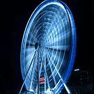The Big Wheel - South Bank by Nicole Goggins