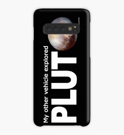 My Other Vehicle Explored Pluto Case/Skin for Samsung Galaxy