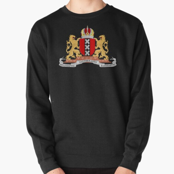 Amsterdam coat of arms Pullover Sweatshirt