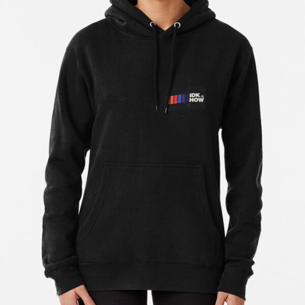 I DONT KNOW HOW BUT THEY FOUND ME Pullover Hoodie