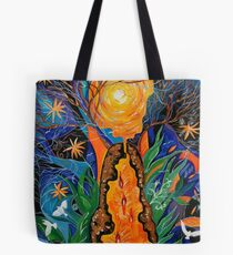 Light speed of LIFE.................. Tote Bag