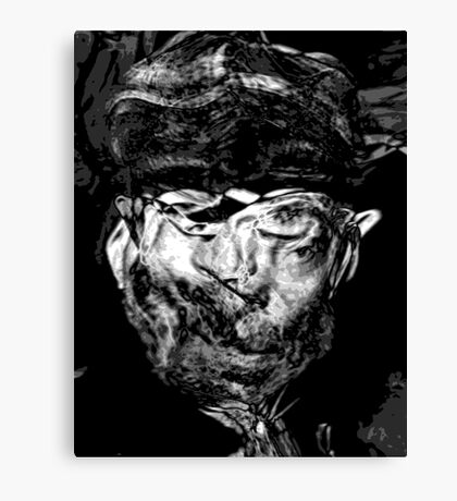 Abysses #1 - I am / We are Ed Canvas Print