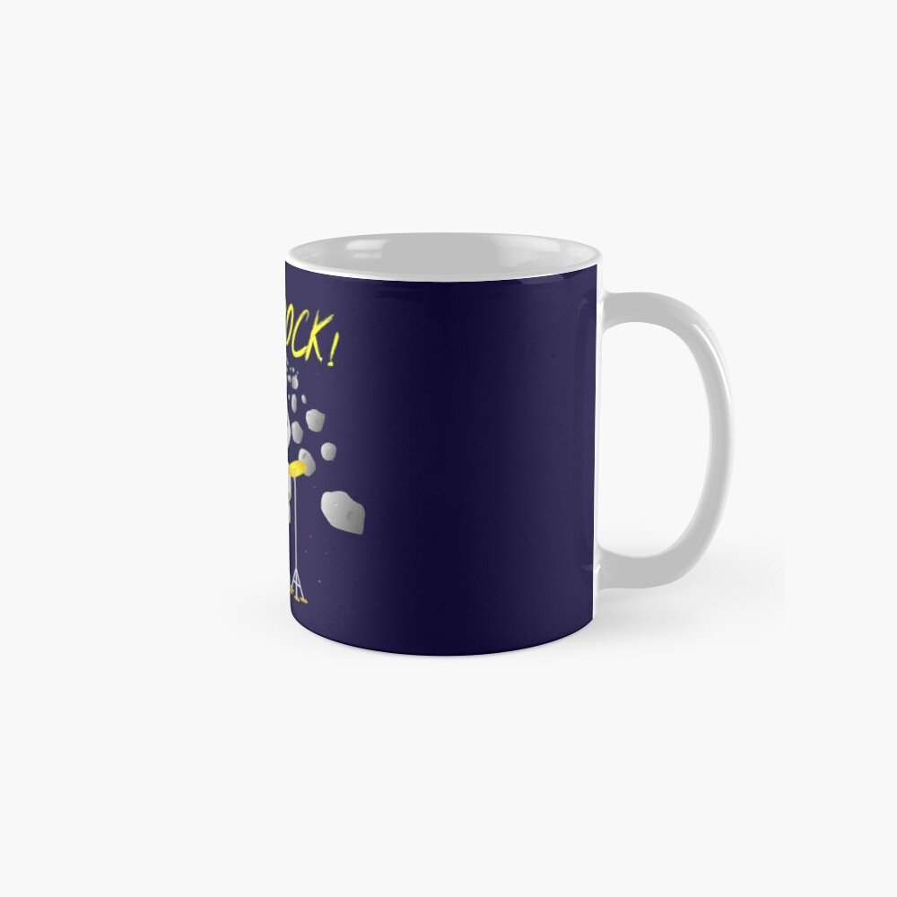 Let's rock with Ceres and the asteroids Mug
