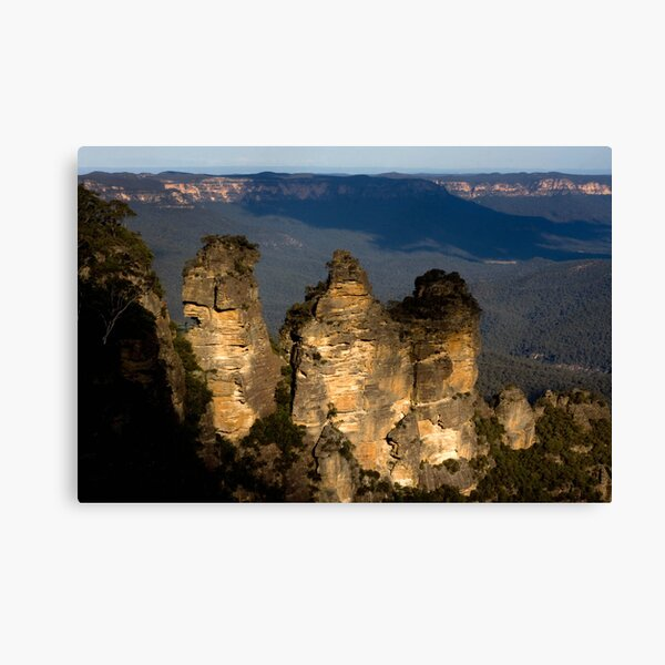 Three Sisters - The Legend Canvas Print