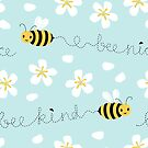 Bee nice, Bee kind by nadyanadya