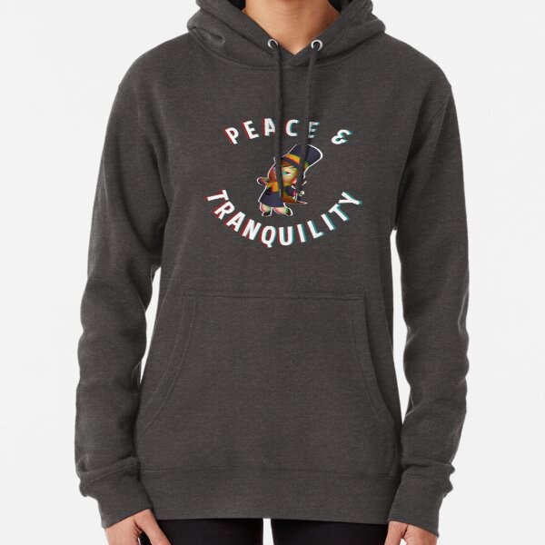 A Hat in Time Peace & Tranquility Pullover Hoodie