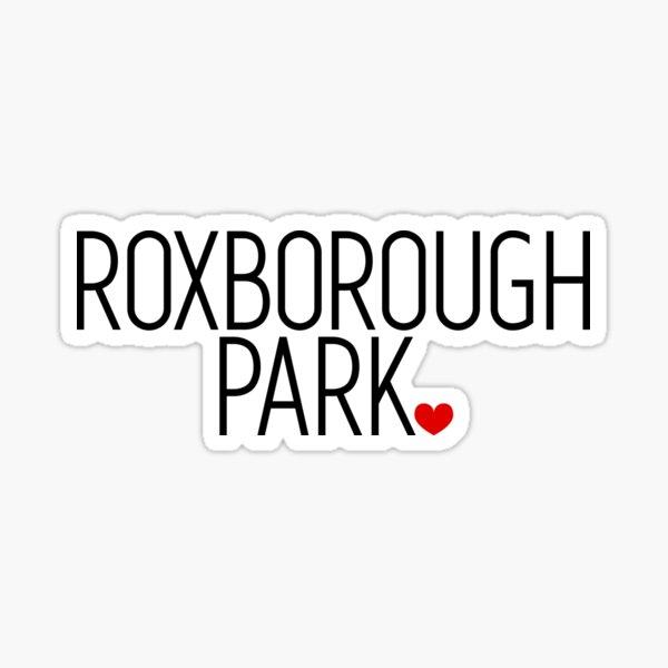 Roxborough Park, CO | Colorado Sticker