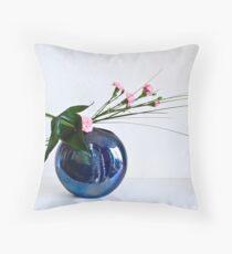Ikebana-182 Throw Pillow