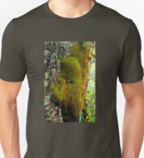 Moss, Buried Village, Rotorua New Zealand Unisex T-Shirt