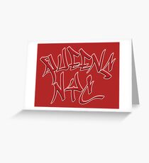 Queens NYC Greeting Card
