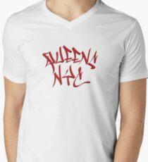 Queens NYC V-Neck T-Shirt