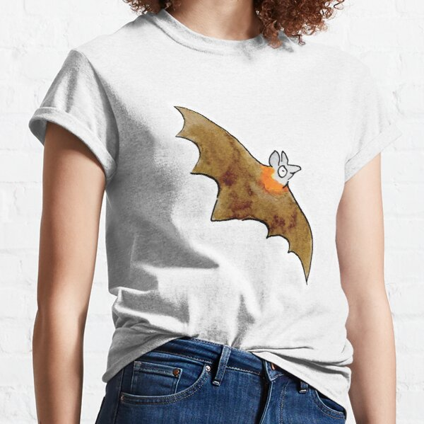 Grey-headed Flying Fox - Raising funds for Bat Conservation and Rescue Qld. Inc. Classic T-Shirt