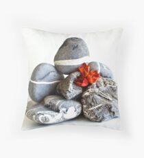 Ikebana-191 Throw Pillow