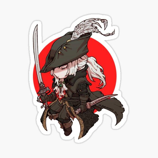 Lady Maria Sticker Sticker