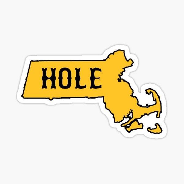 Mass Hole Sticker