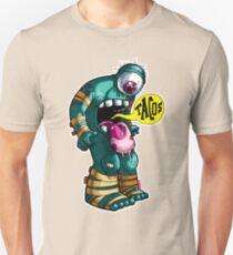 My Whole Body Wants Tacos Unisex T-Shirt