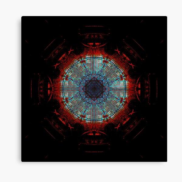 Dark Ritual Canvas Print