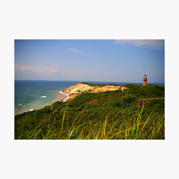 Gay Head Lighthouse 2 Photographic Print