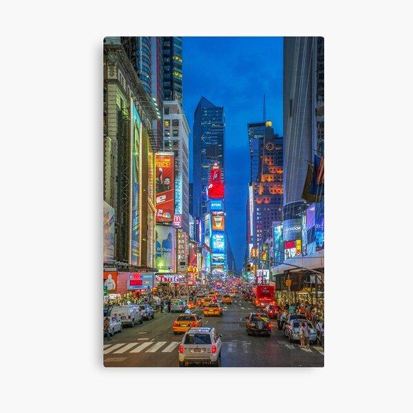 Times Square (Broadway) Canvas Print