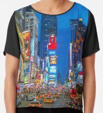 Times Square (Broadway) Chiffon Top