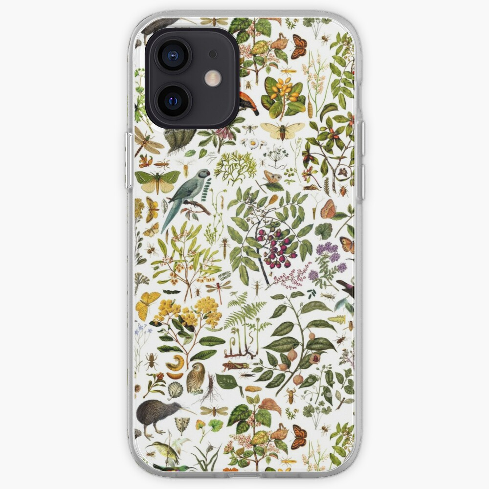 New Zealand Biology iPhone Case & Cover