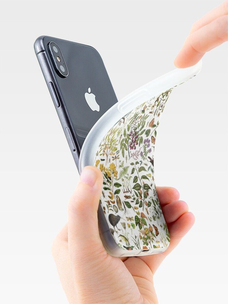 Alternate view of New Zealand Biology iPhone Case & Cover