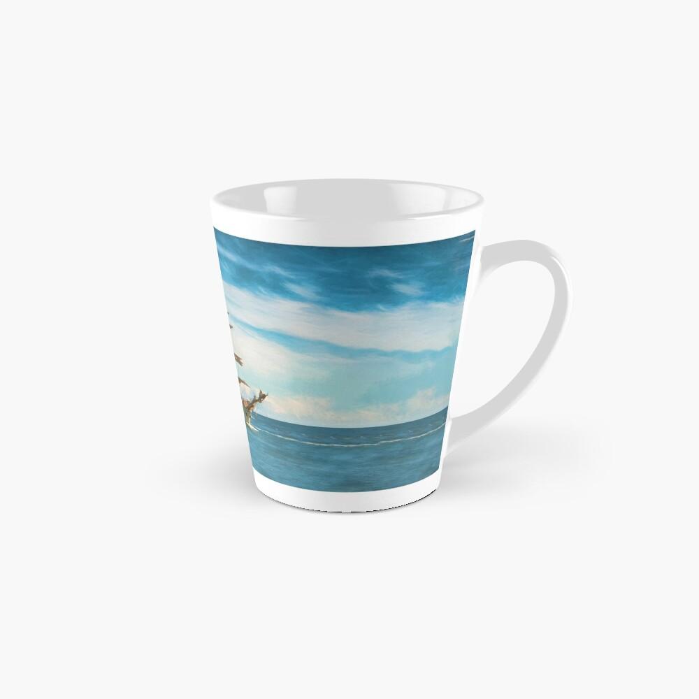 Sailing Grace (digital painting) Mug