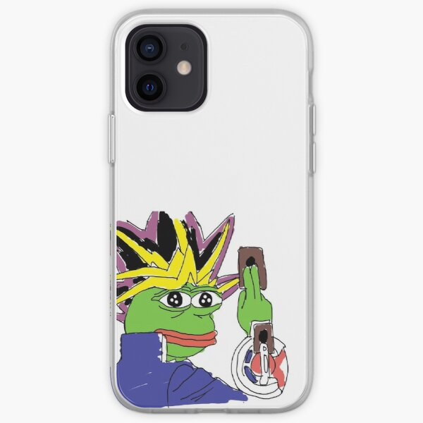 Pepe Muto iPhone Soft Case