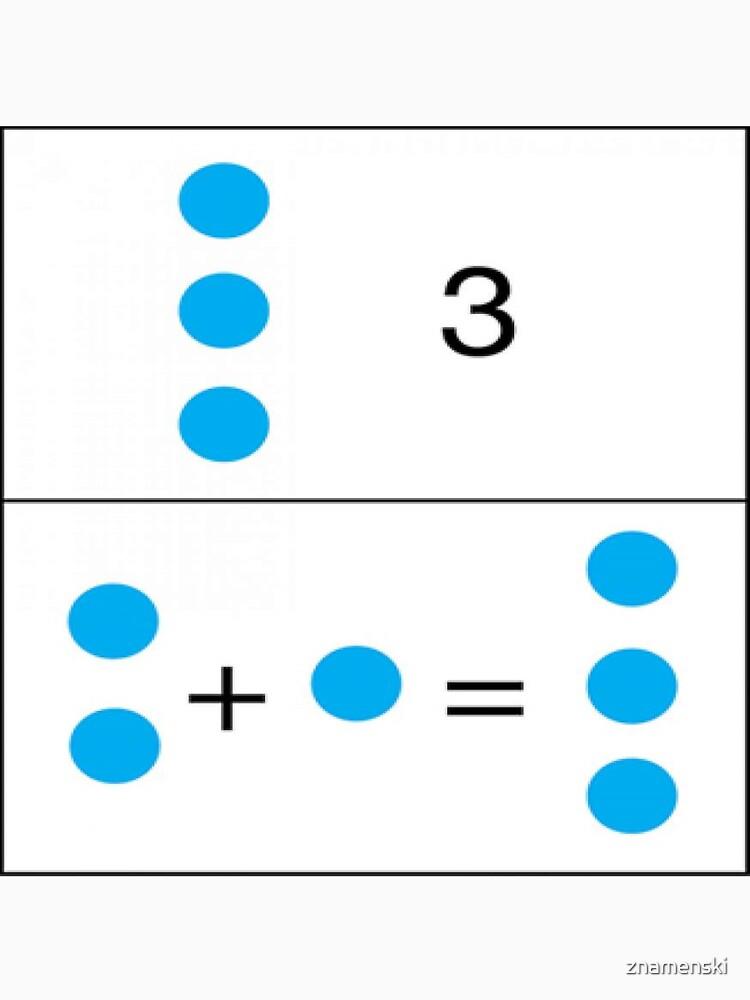 2+1=3 First grade math skills set foundation for later math ability by znamenski