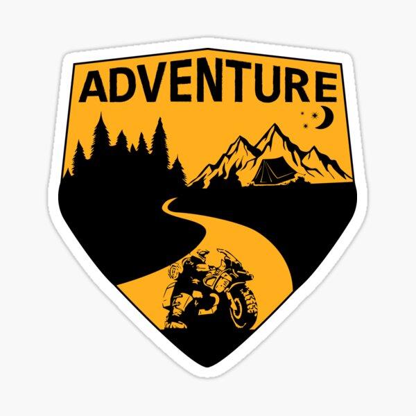 GS Adventure  Sticker