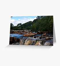 Wain Wath Force #3 Greeting Card