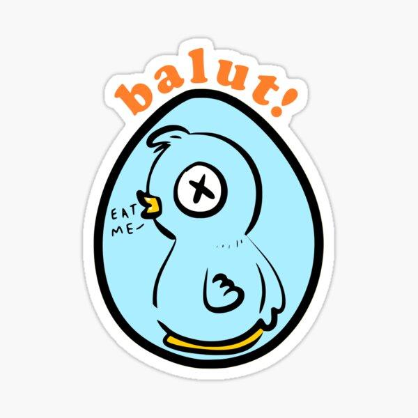 KAWAII BALUT Sticker Sticker