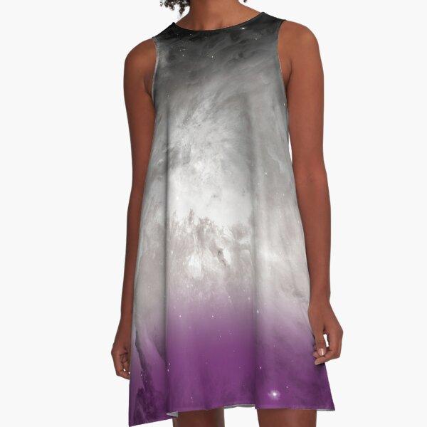 Ace Pride Nebula A-Line Dress