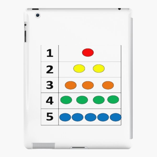 Mathematics, Math-based images in everyday children's setting lay the foundation for subsequent mathematical abilities iPad Snap Case