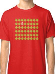 Where's Waldroid advanced Classic T-Shirt