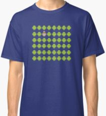 Where's Waldroid advanced Classic T-Shirt