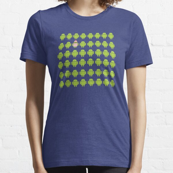 Where's Waldroid advanced Essential T-Shirt