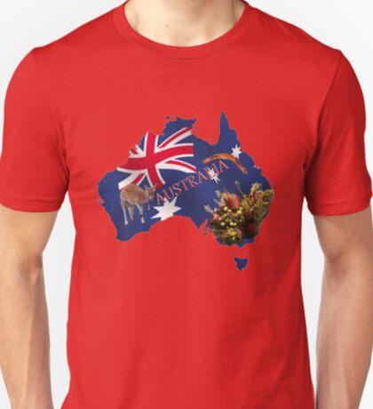 Australiana Tshirt T-Shirt