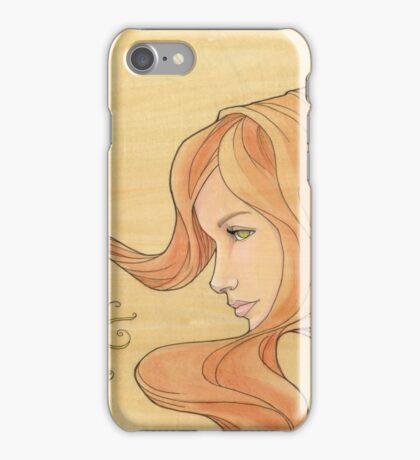 The Octopus Mermaid 1 iPhone Case/Skin