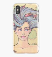 Tattooed Mermaid 7 iPhone Case/Skin